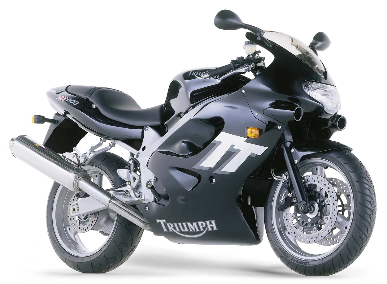triumph tt600 specs 2001 2002 autoevolution rh autoevolution com 2003 Triumph Daytona 675R 2001 Triumph TT600 Review
