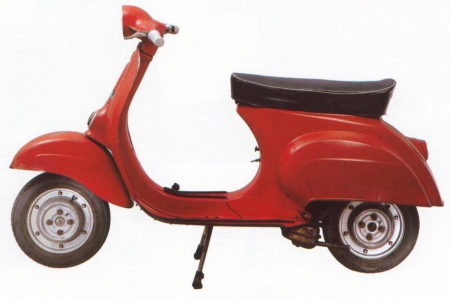 vespa 50 1968