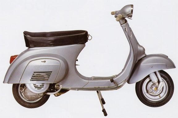 vespa 50 l 1967