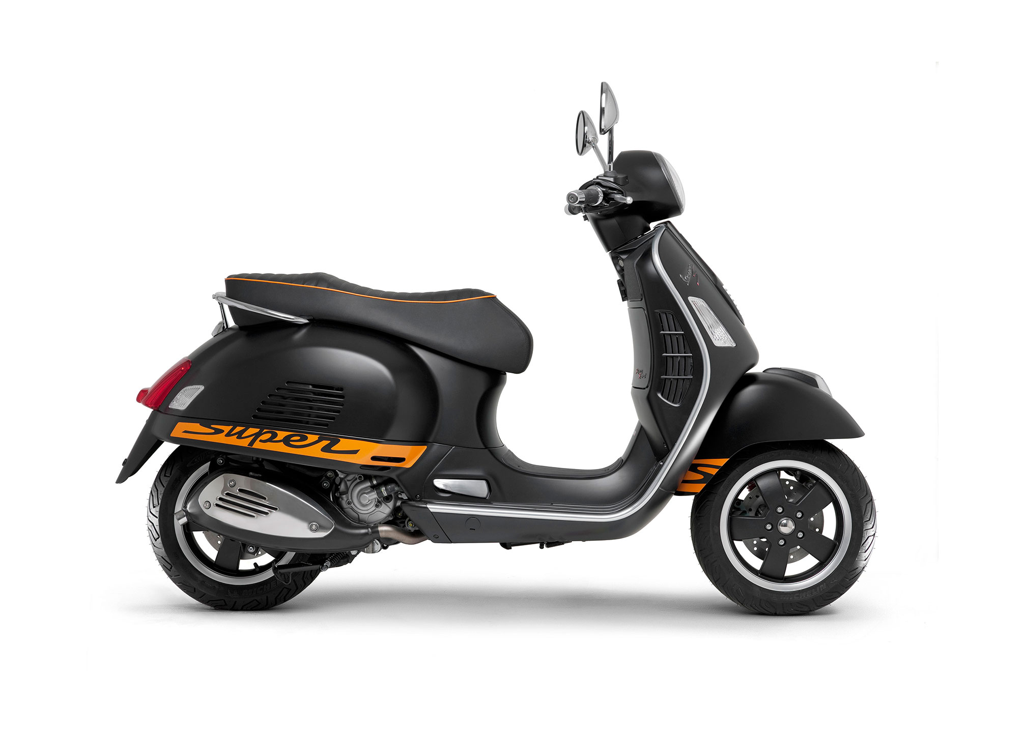 vespa gts 300 i e super sport se 2013 2014 autoevolution. Black Bedroom Furniture Sets. Home Design Ideas