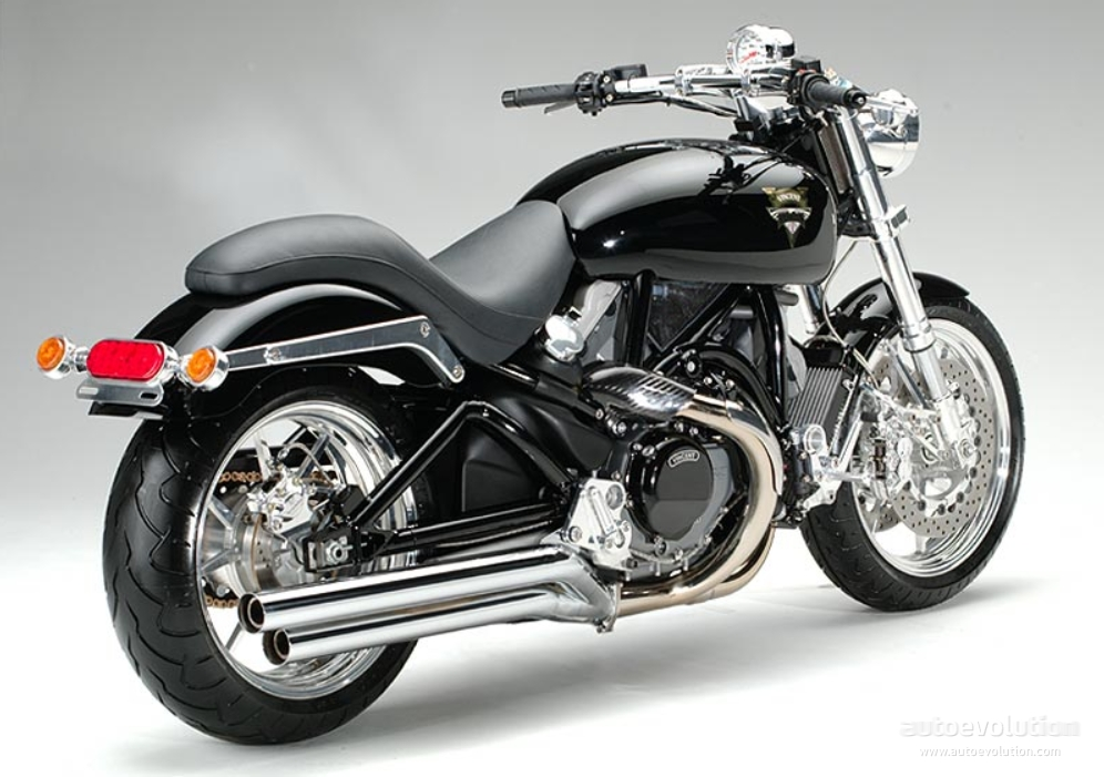 Vincent Hrd Black Eagle Specs 2004 2005 2006 2007