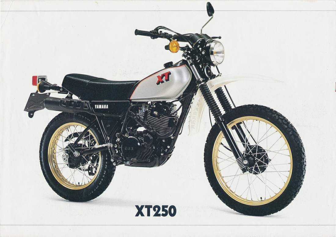 What Tires Are Original On Yamaha Xt