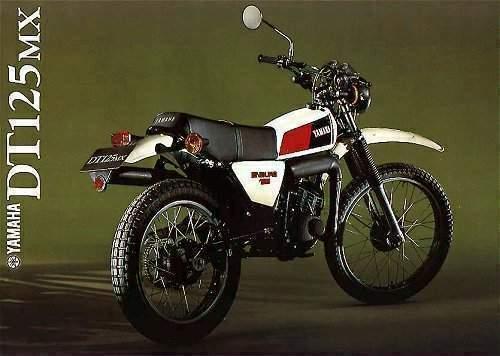 Yamaha Dt 125 Specs 1977 1978 Autoevolution