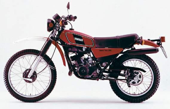 YAMAHA DT 125 specs - 1977, 1978 - autoevolution