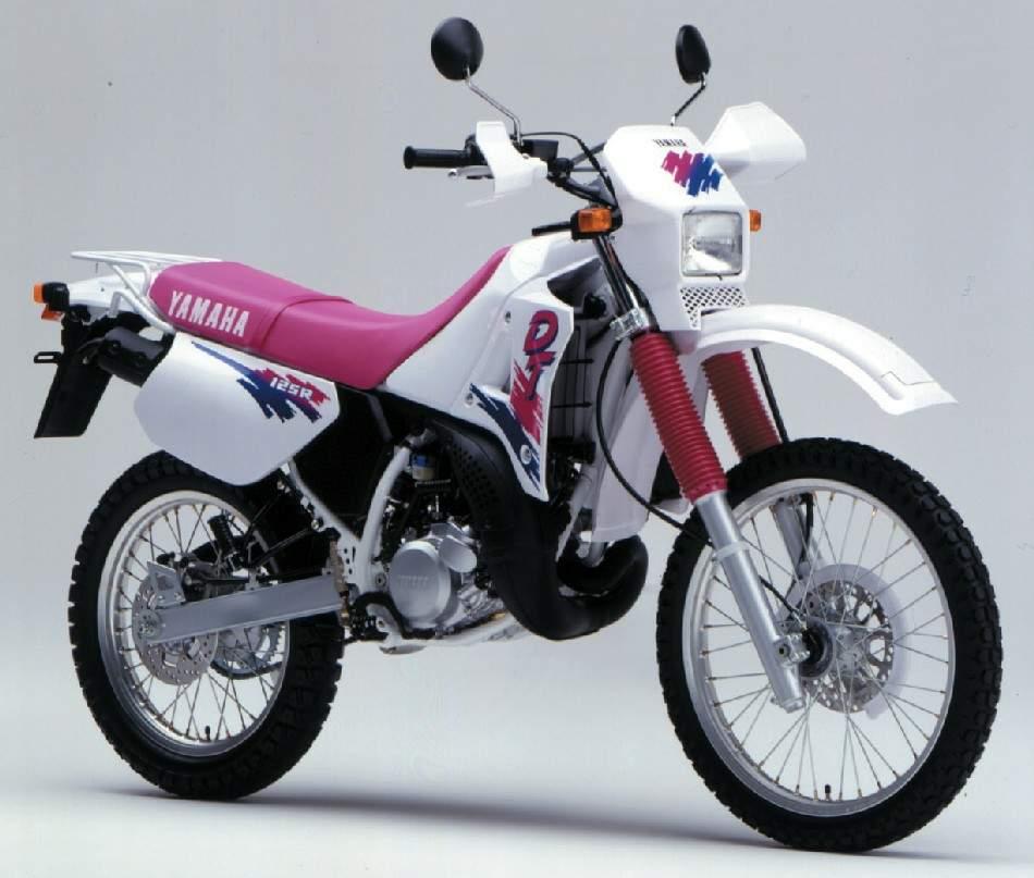 Yamaha Dt   Specs