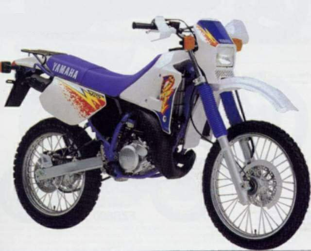 Yamaha Dt   Service Manual