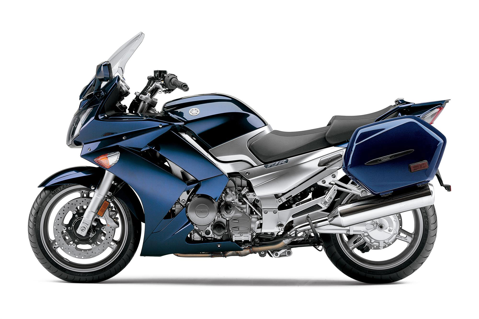 yamaha fjr1300 2011 2012 autoevolution. Black Bedroom Furniture Sets. Home Design Ideas