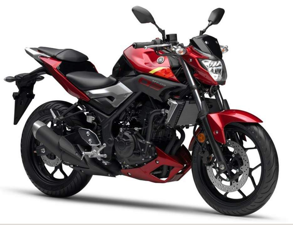 Protetor de Motor Carenagem Yamaha MT 03 2015 2016 2017