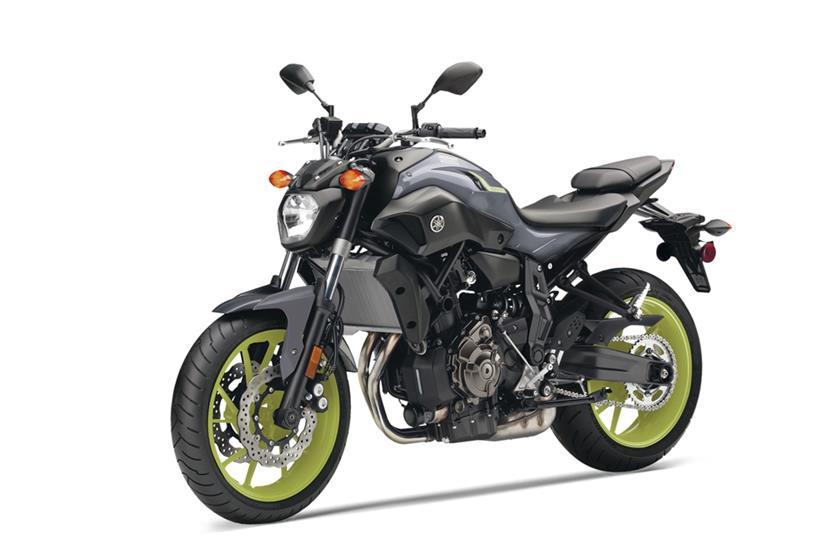 Yamaha Fz Specifications