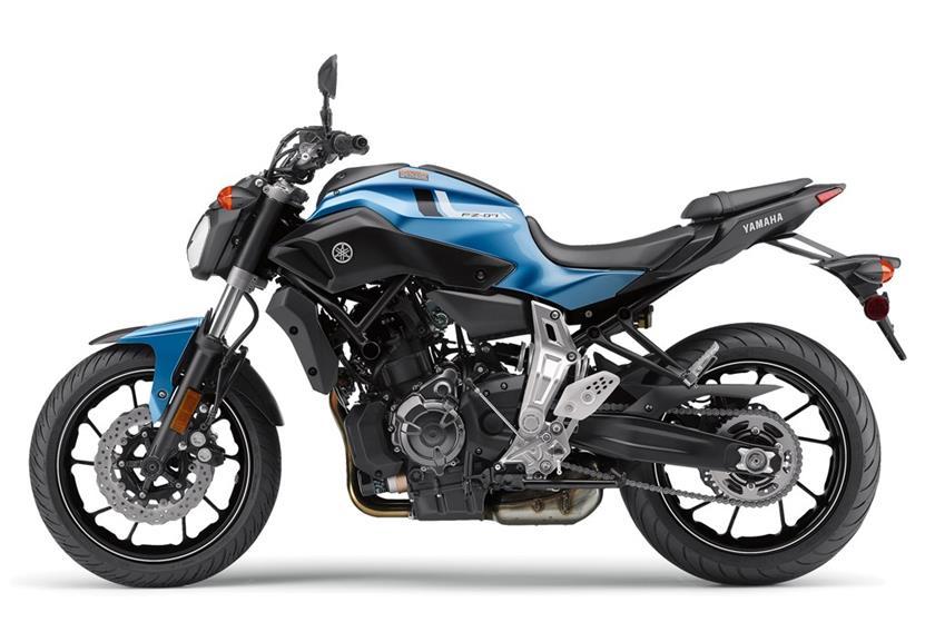 S1 Exhaust Yamaha / MT-07 / 2019 (Y14-C41A)