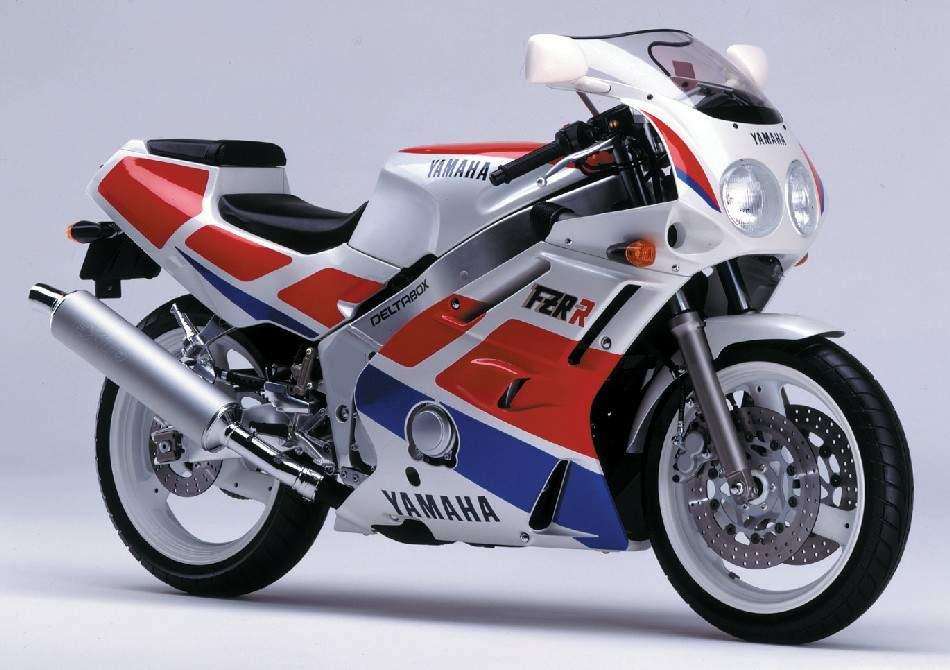 Yamaha Fzr Horsepower