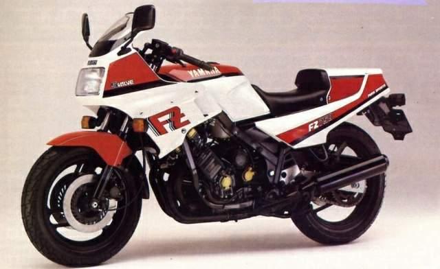 moto yamaha 750 fz