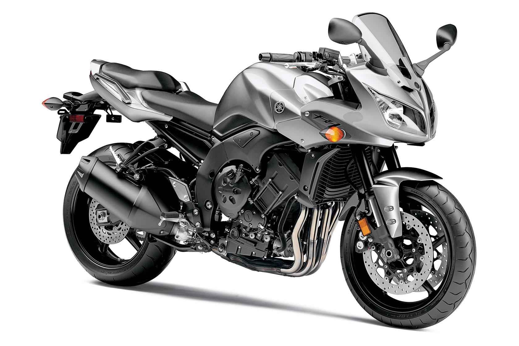 2009 Yamaha FZ1 | Top Speed