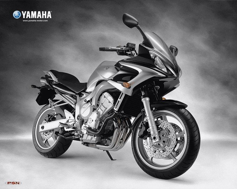 2004 Yamaha FZ6 - Moto.ZombDrive.COM