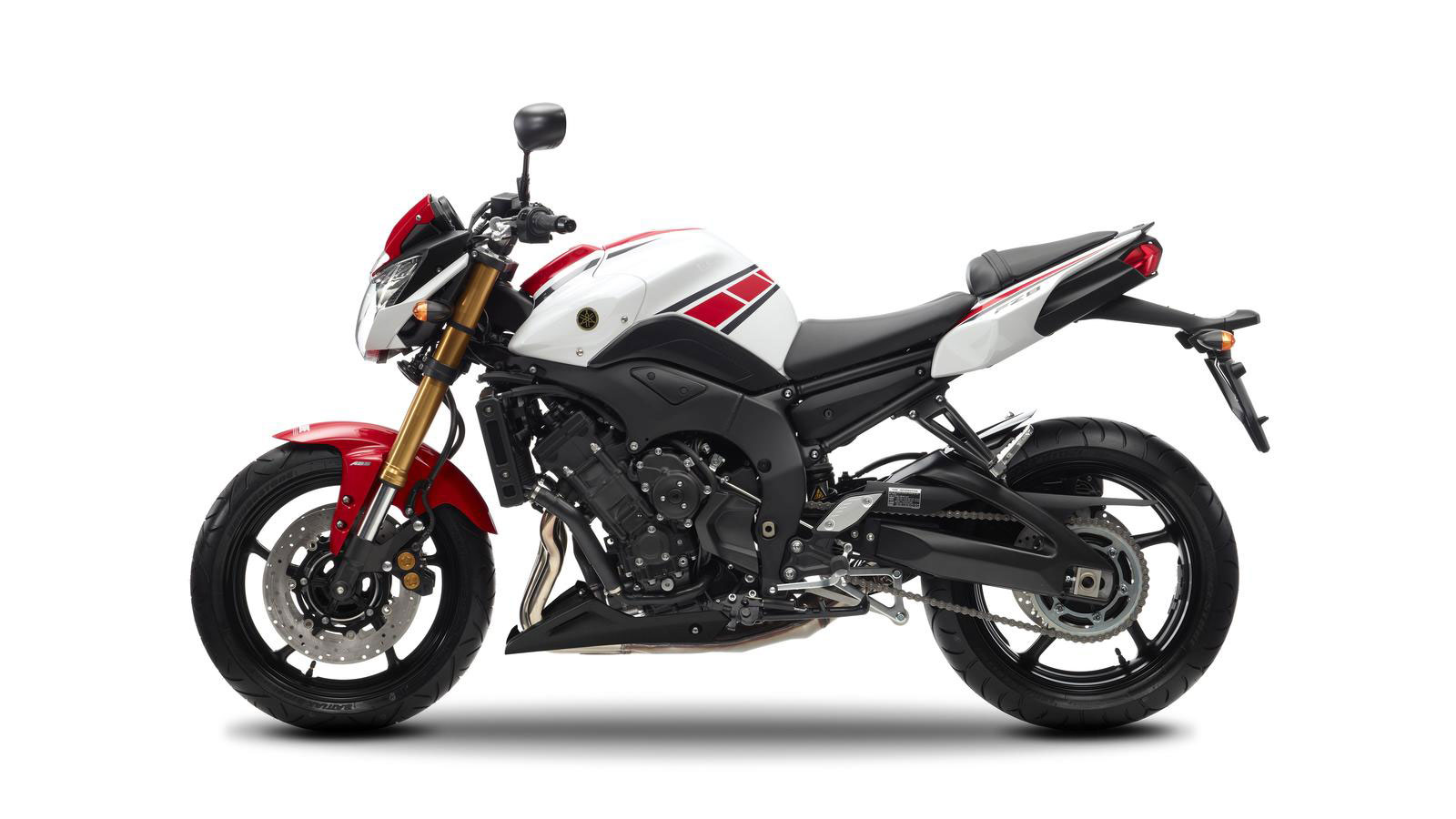 YAMAHA FZ8 World GP 50th Anniversary Edition specs - 2011 ...