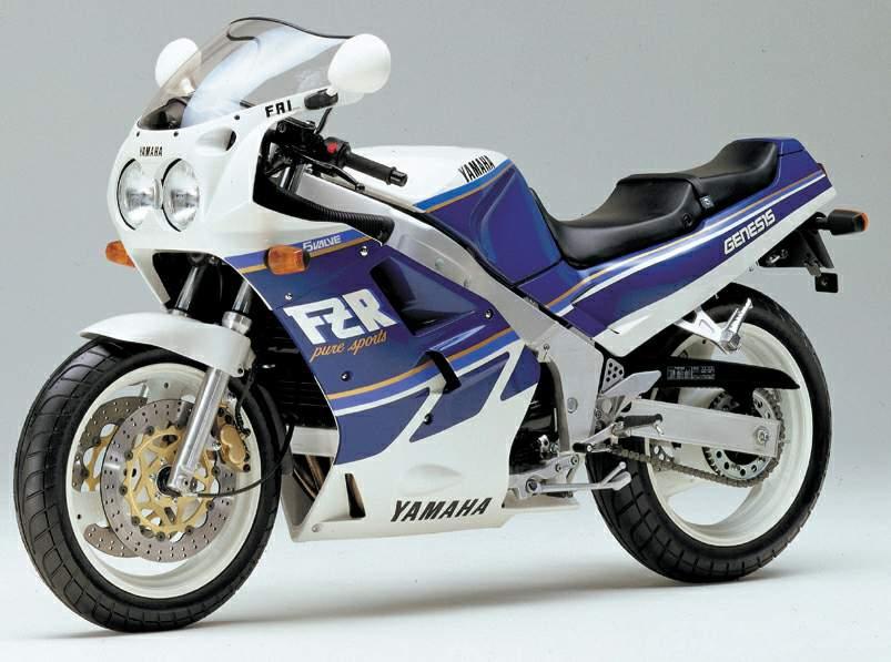 Yamaha Fzr Performance Parts