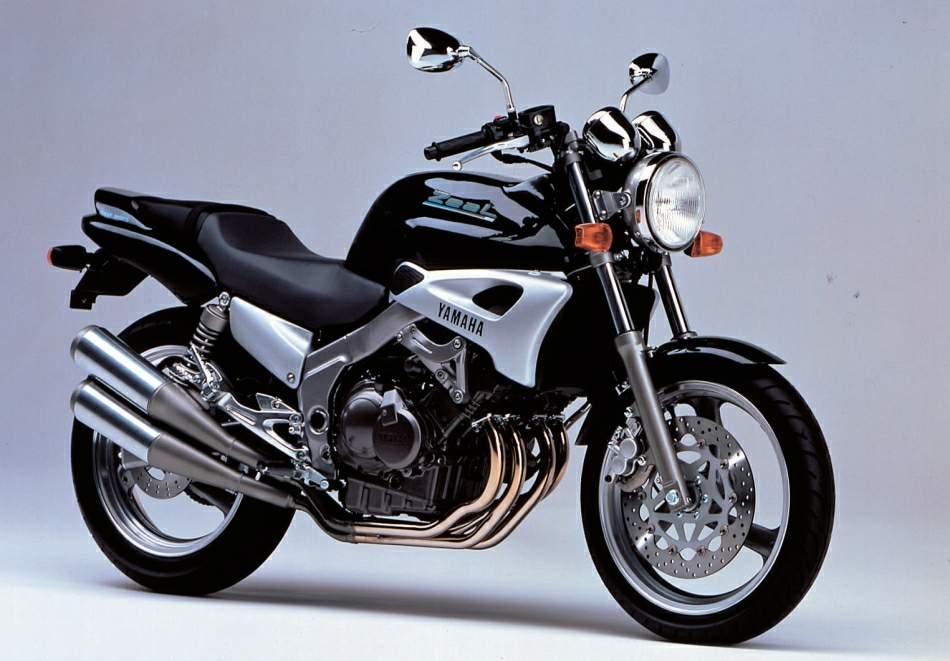 Yamaha Zeal  Specs