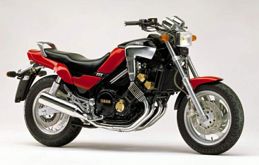 Yamaha Fzx  Service Manual