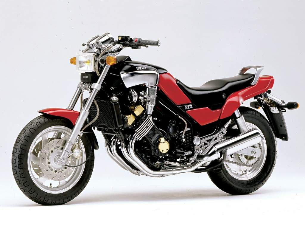 yamaha fzx 750 fazer specs 1984 1985 1986 1987 1988. Black Bedroom Furniture Sets. Home Design Ideas
