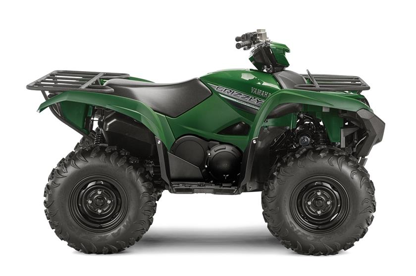Yamaha Grizzly Horsepower
