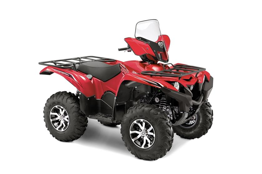 Yamaha grizzly eps le specs 2016 2017 2018 autoevolution for 2018 yamaha grizzly 700 hp