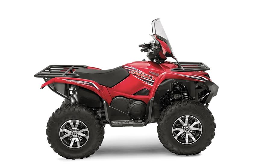 Yamaha grizzly eps le specs 2016 2017 2018 autoevolution for 2017 yamaha grizzly review