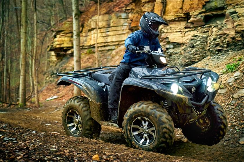 Yamaha grizzly eps se 2016 autoevolution for Yamaha grizzly for sale craigslist