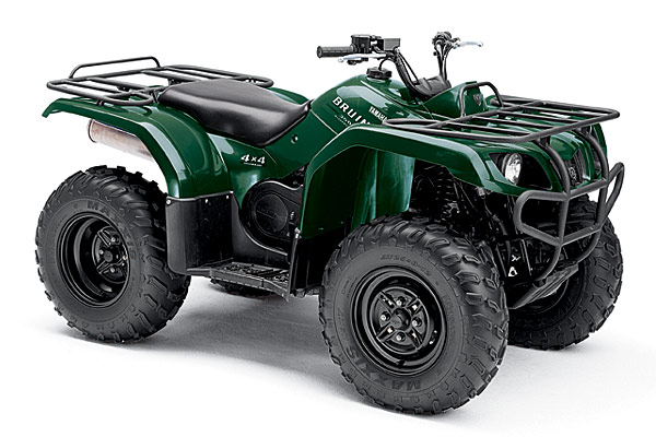yamaha grizzly 350 4x4 specs 2005 2006 2007 2008