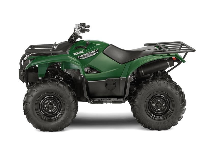Yamaha Kodiak X