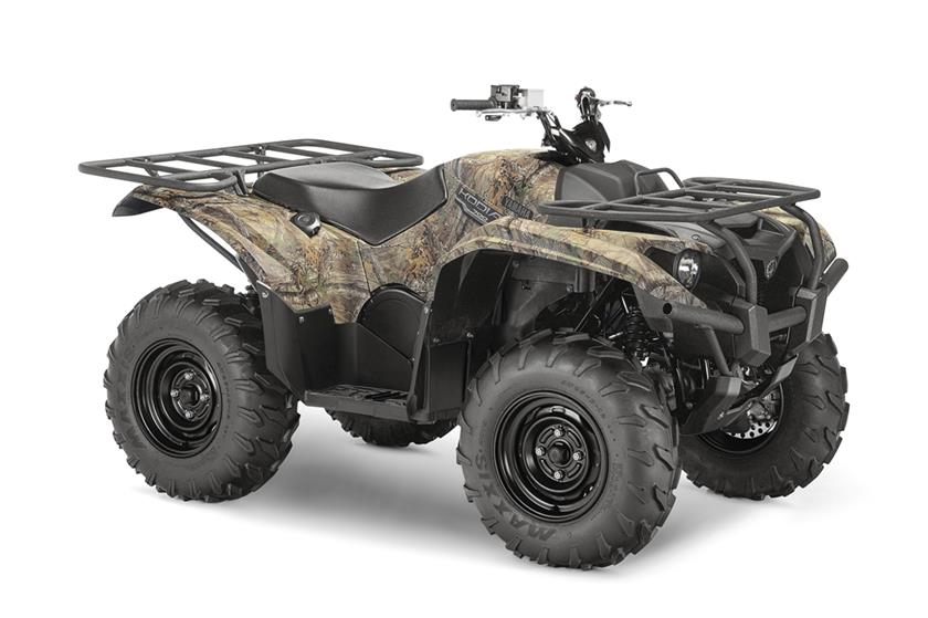 Yamaha Grizzly  Torque Specs