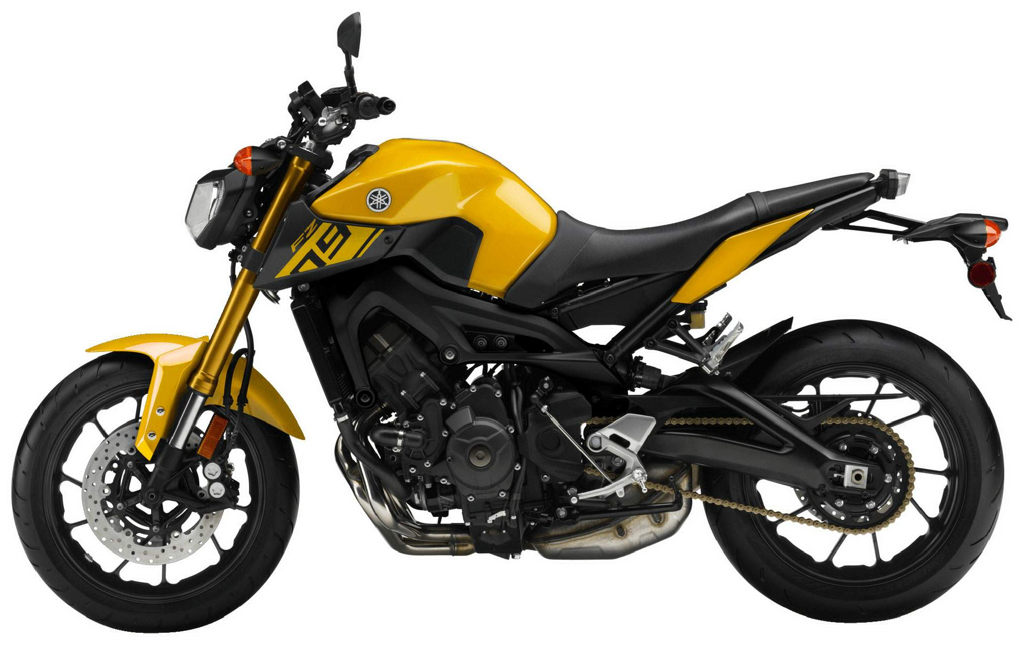 Yamaha Mt 09 Specs 2013 2014 2015 2016 2017