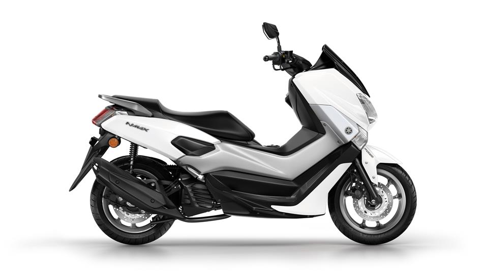yamaha nmax 125 specs 2018 2019 autoevolution. Black Bedroom Furniture Sets. Home Design Ideas