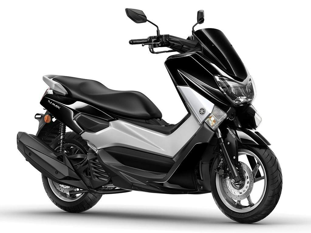 yamaha nmax 125 specs 2015 2016 2017 autoevolution. Black Bedroom Furniture Sets. Home Design Ideas