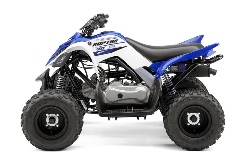 Yamaha Raptor Upgrades