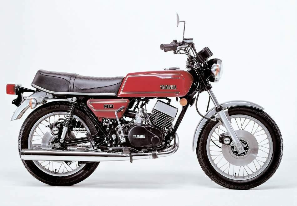 Yamaha Rd 400 Specs