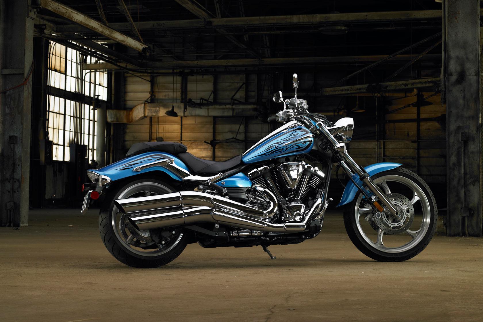 Yamaha Raider Motorcycle For Sale