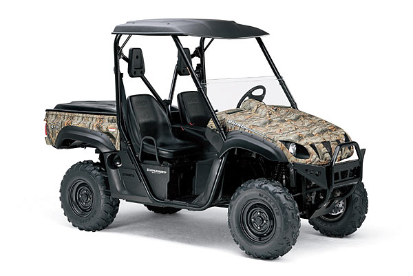 Yamaha rhino 660 auto 4x4 ducks unlimited edition specs for 2006 yamaha grizzly 660 value