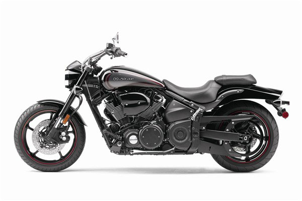 Yamaha Road Star Midnight  Specs