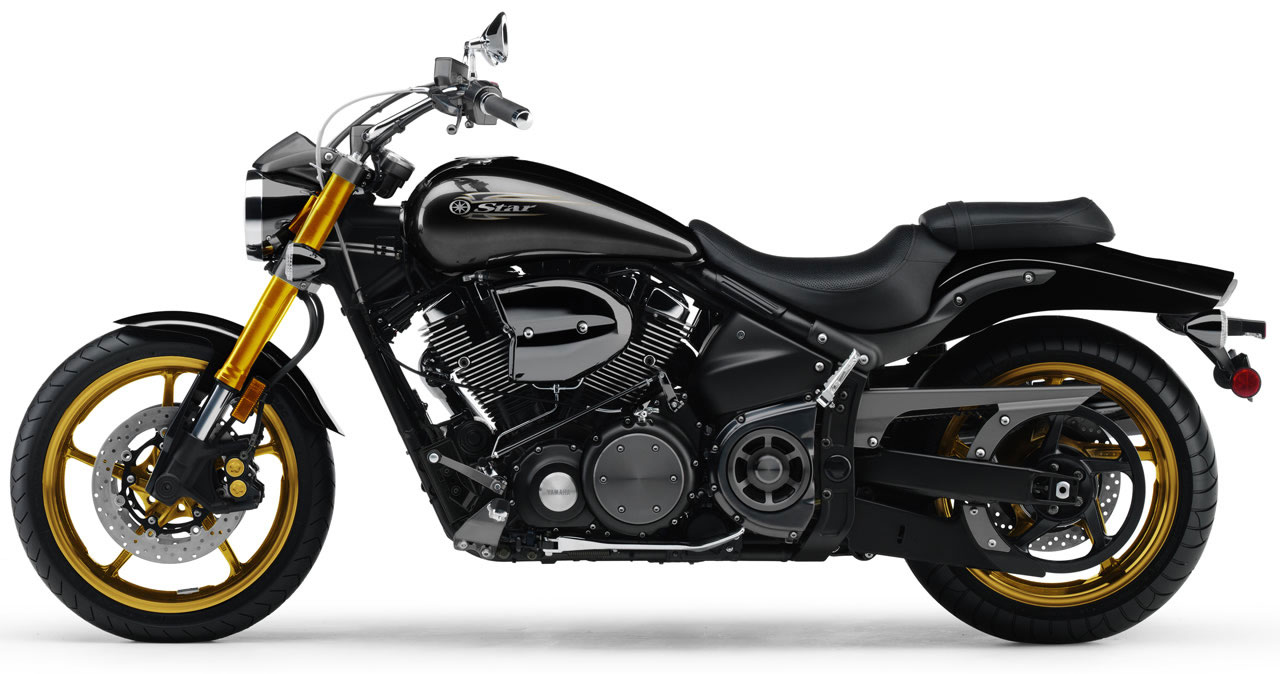 yamaha road star midnight warrior specs 2009 2010