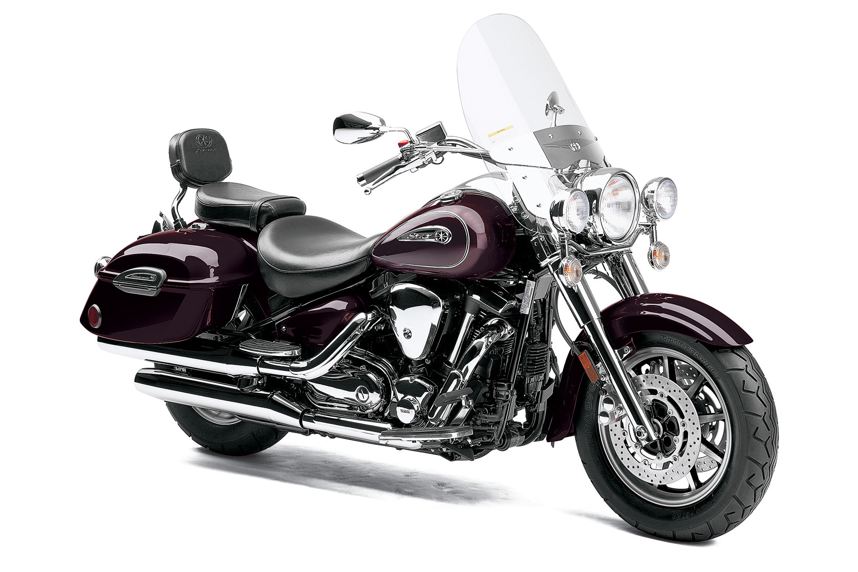 Yamaha Road Star Performance Upgrades