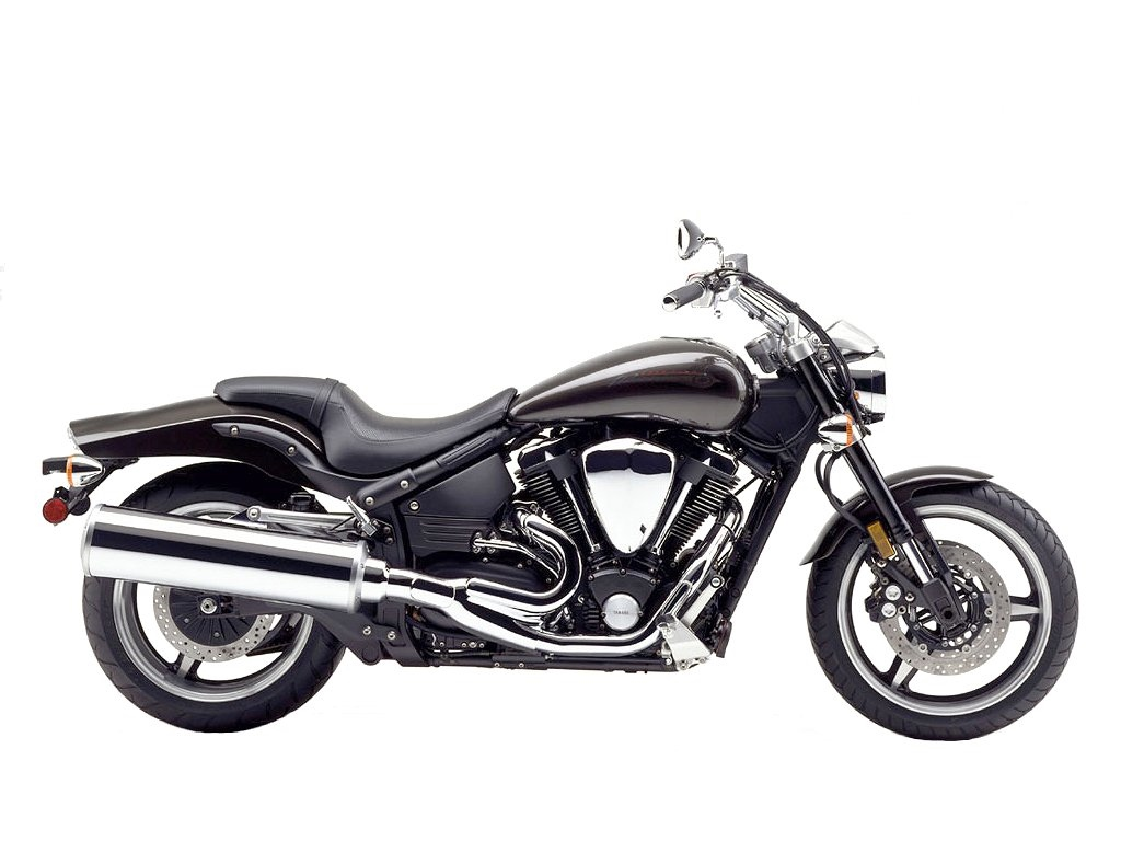Yamaha Warrior Motor Specs