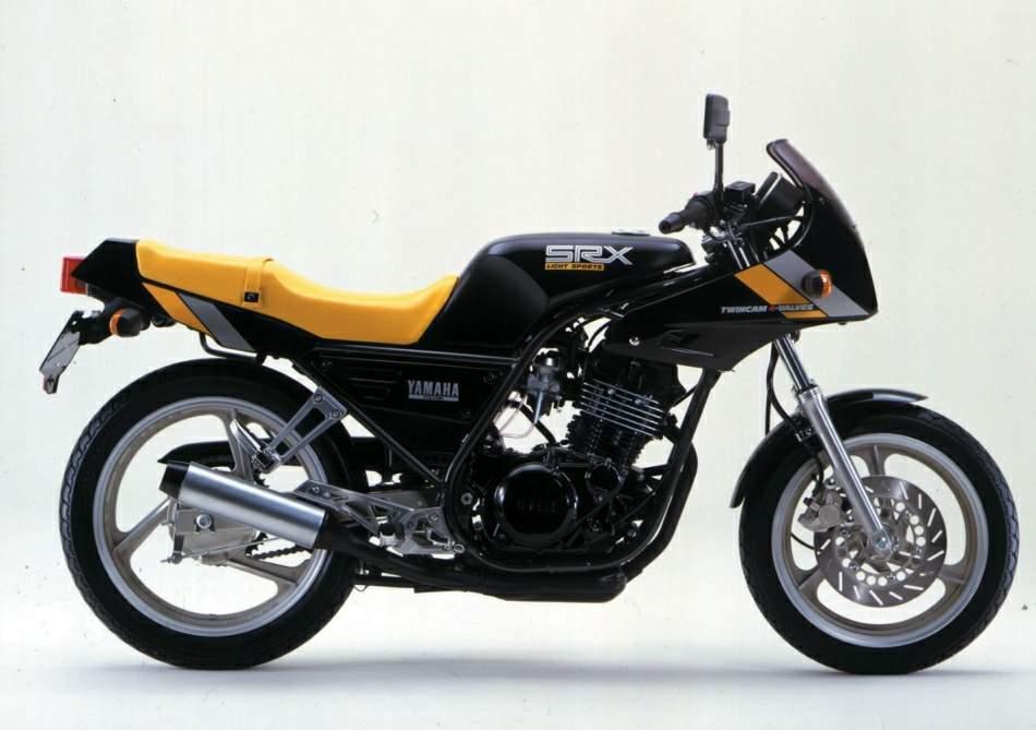 1987 Yamaha XT 500: pics, specs and information
