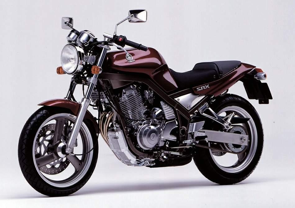 Kawasaki Srx