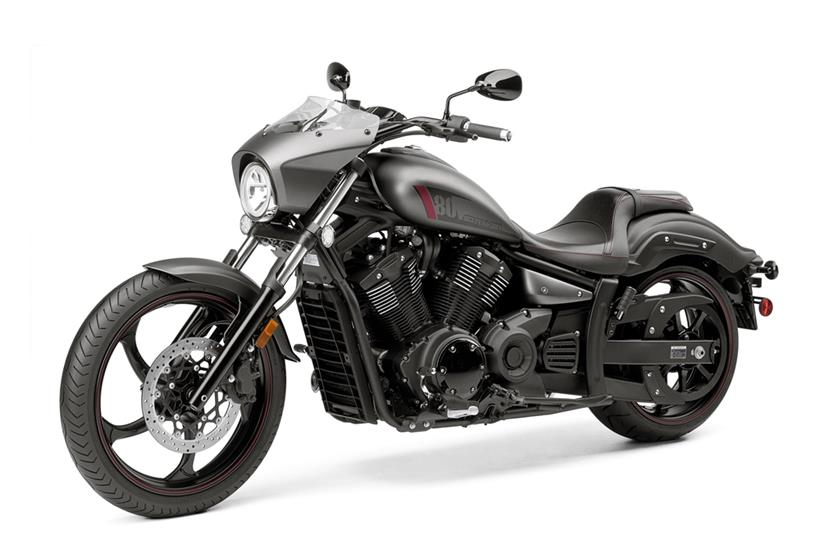 Yamaha stryker bullet cowl specs 2016 2017 2018 for 2017 yamaha stryker review
