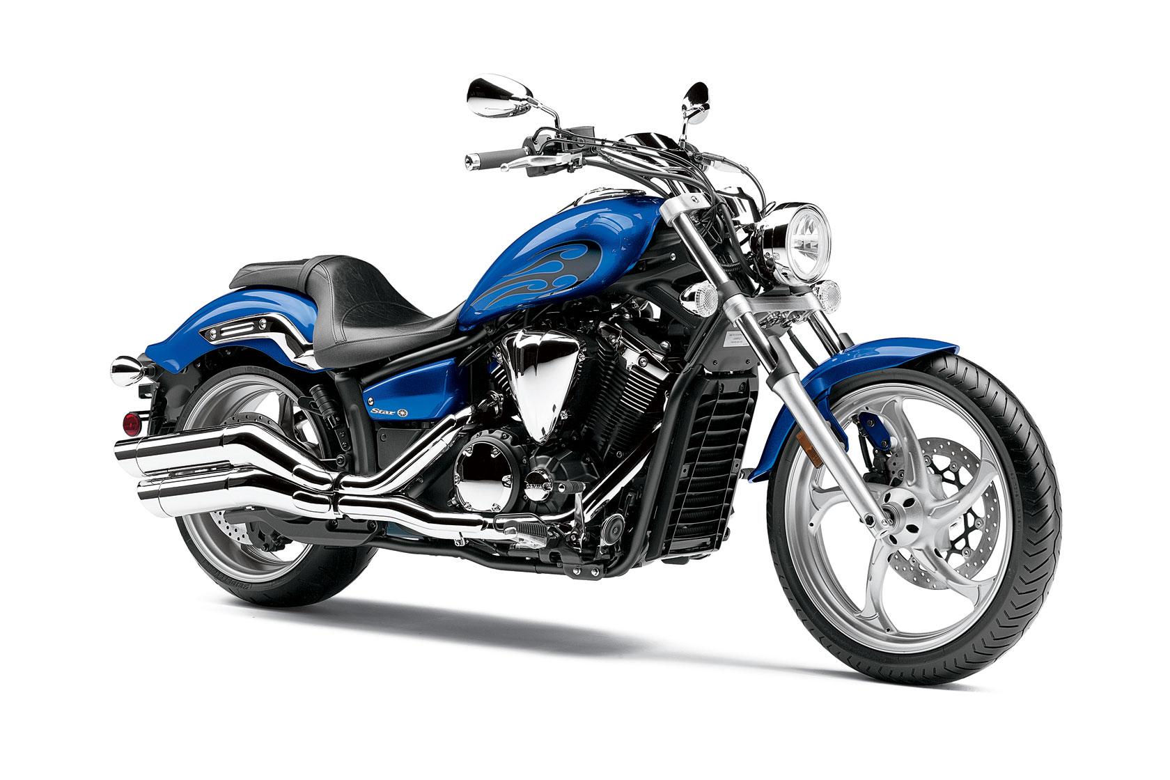Yamaha stryker specs 2010 2011 autoevolution for 2018 yamaha stryker