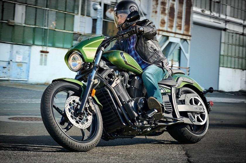Yamaha stryker bullet cowl specs 2014 2015 autoevolution for 2018 yamaha stryker