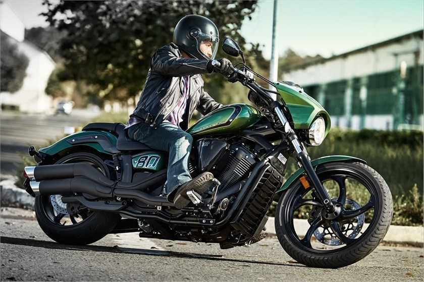 Yamaha stryker bullet cowl specs 2014 2015 autoevolution for Yamaha stryker bullet cowl for sale