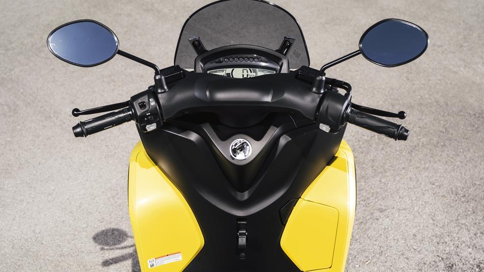 Yamaha Tri Moto   Bore And Stroke