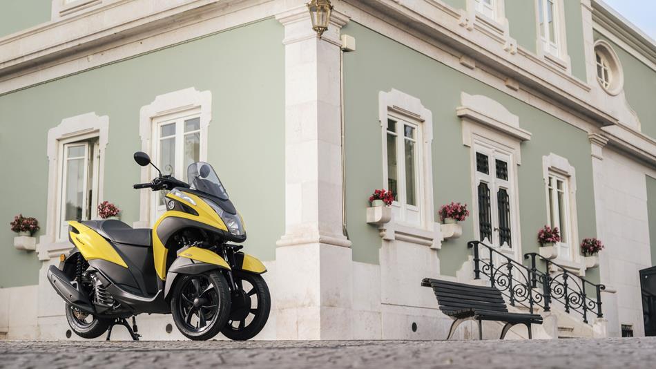 Yamaha Tri Moto   Horsepower