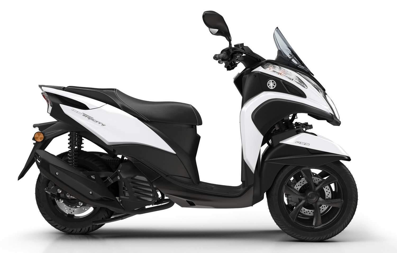 Yamaha Moto   Wheeler